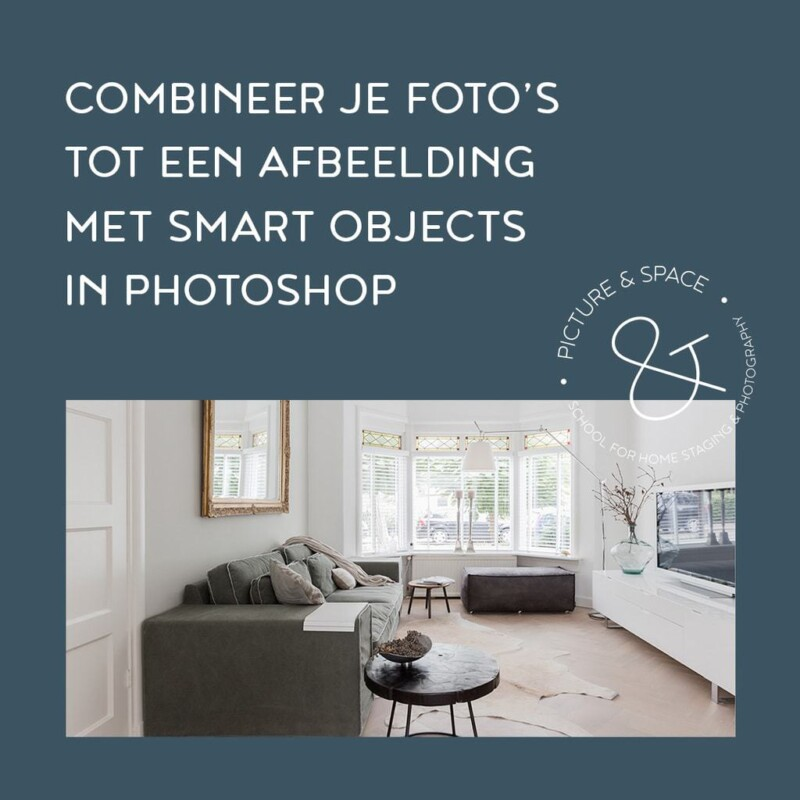 Fotocompilaties met Smart Objects
