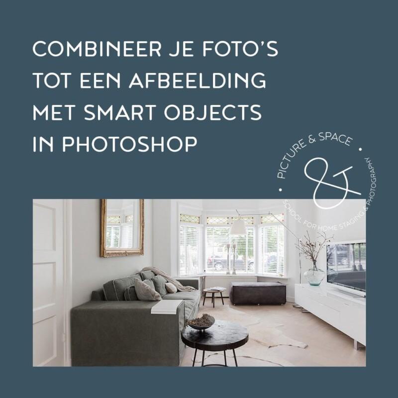 Fotocompilaties met Smart Objects