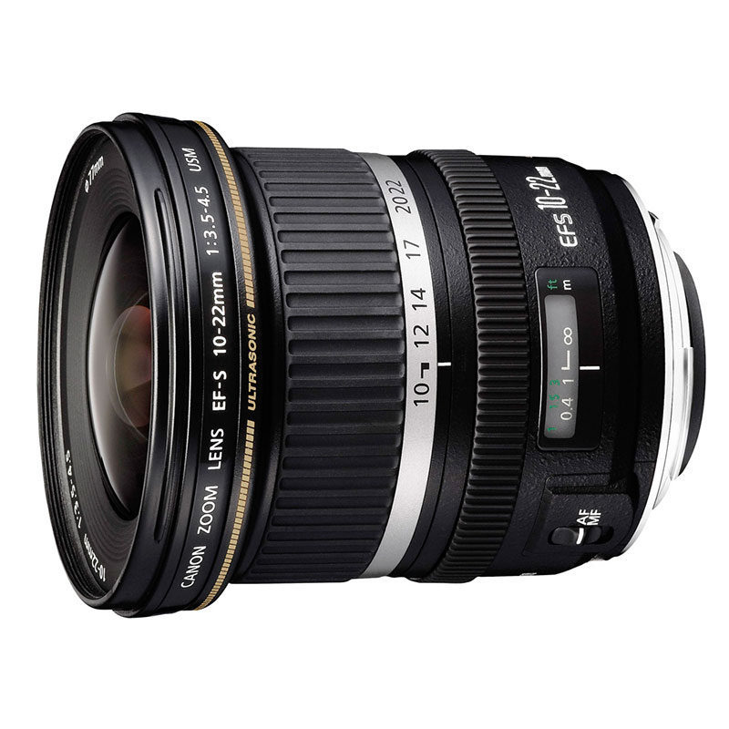 Canon EF-S 10-22 mm Lens