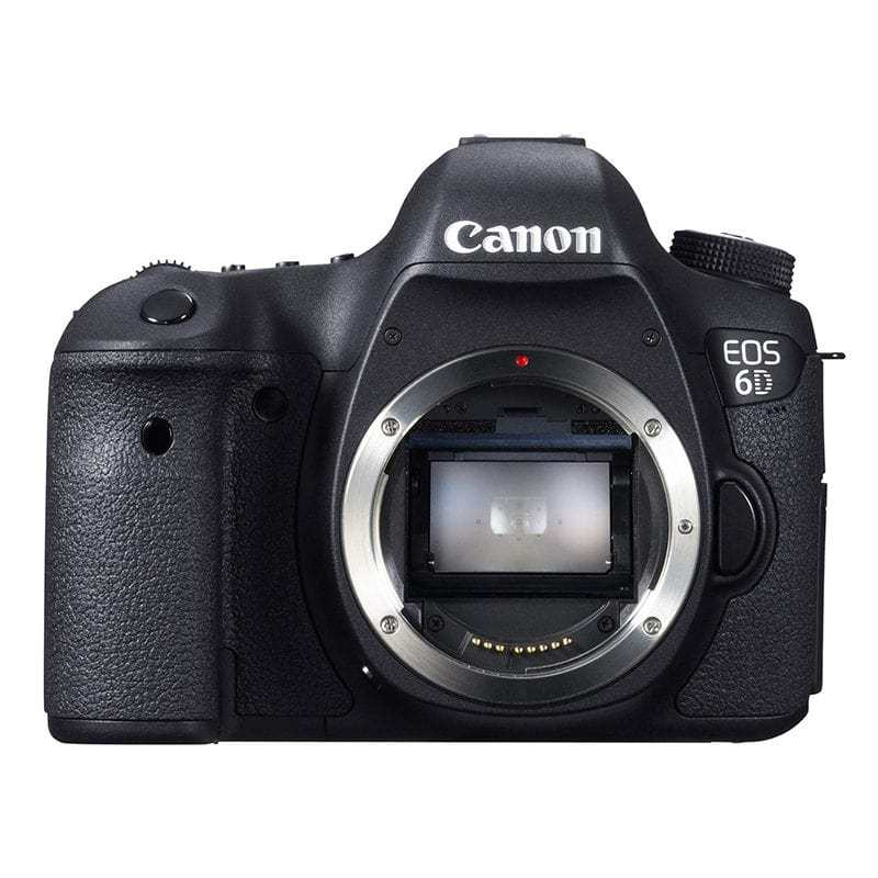 Camera body Canon 6D