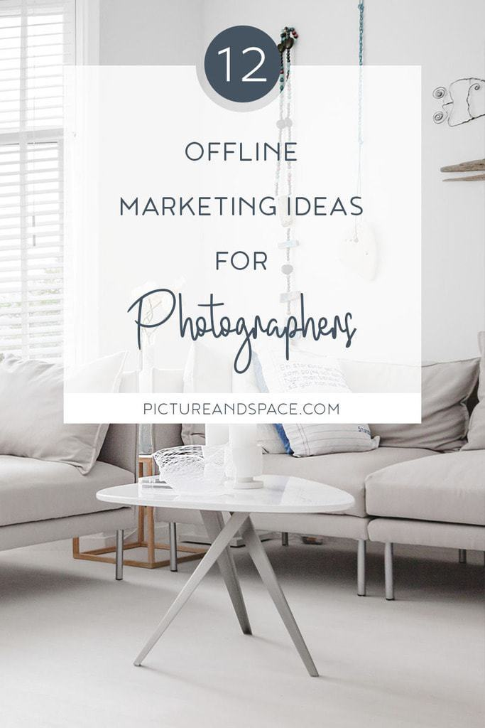 There are many posts written on online marketing, but as a photographer, you need an offline marketing plan: 12 ideas to get you started.