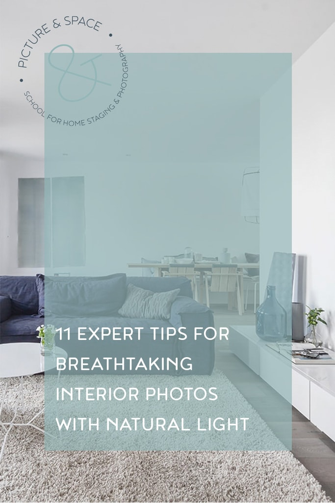 Interior photography isn't easy, but with these 11 tips, you will make a great start to create breathtaking interior photos. #interiorphotography #interior #photography
