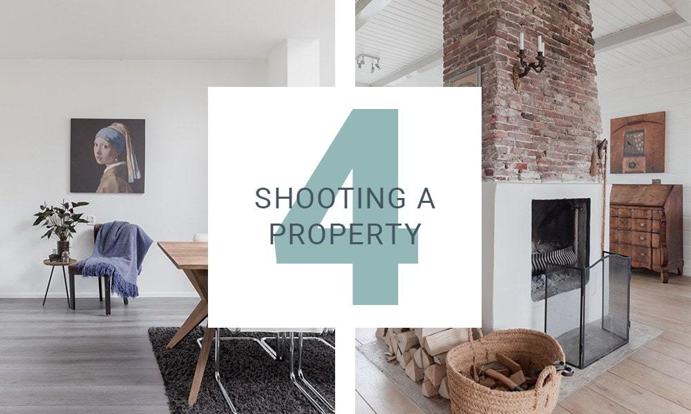 Shooting a property
