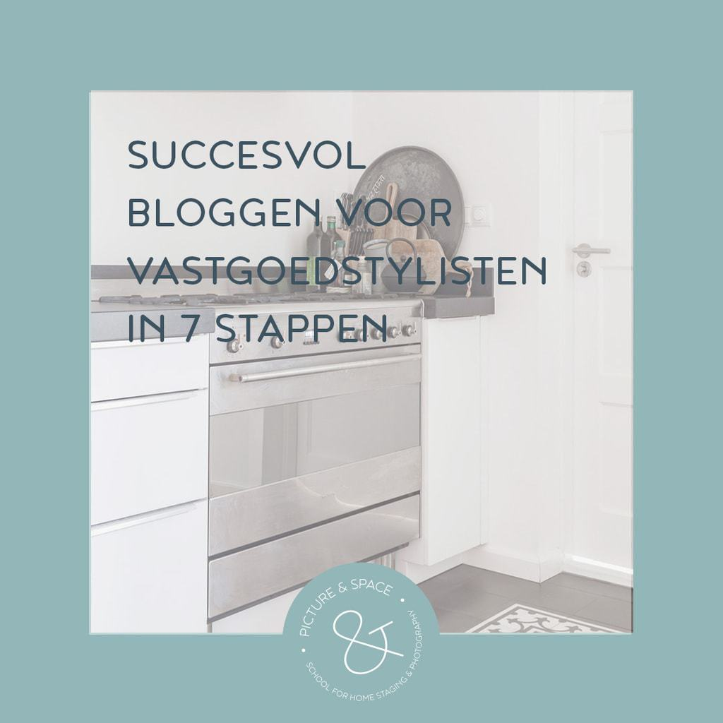 Succesvol bloggen voor vastgoedstylisten in 7 stappen