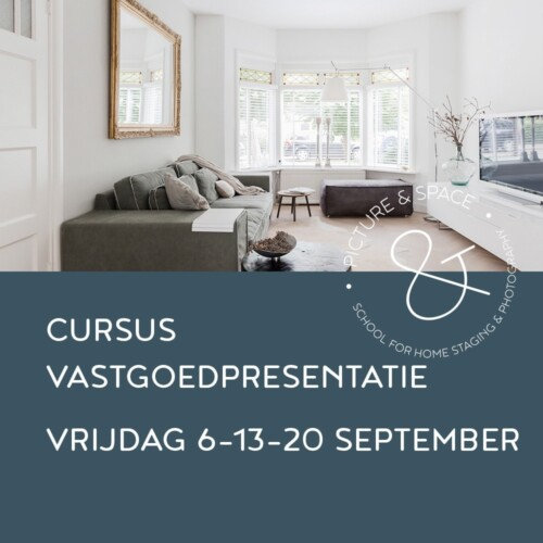 Cursus Vastgoedpresentatie September 2019