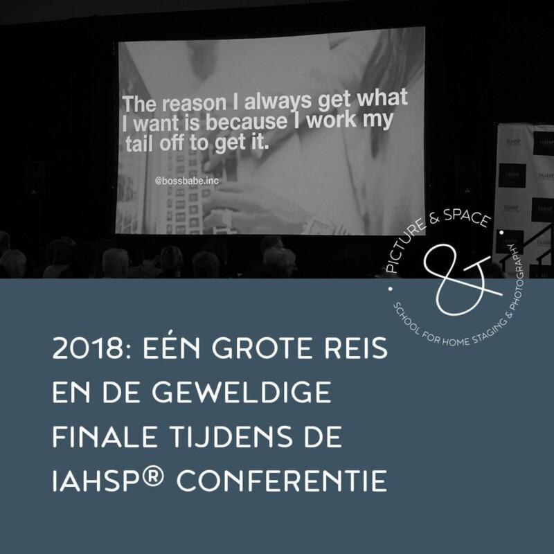 2018 iahsp accreditatie
