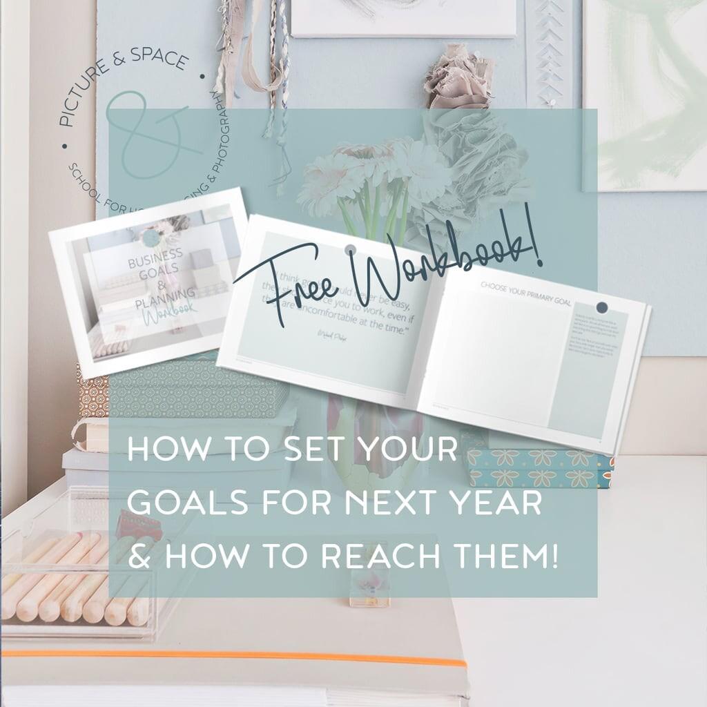How do you set your goals and how do you reach them?