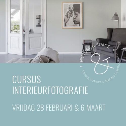 Cursus Interieurfotografie 28 februari & 6 maart
