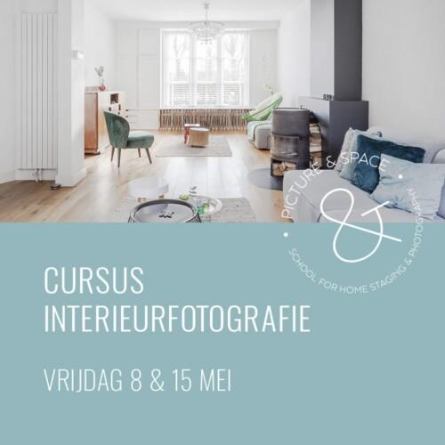 Cursus Interieurfotografie 8 & 15 mei